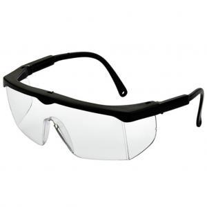 May Safe Şeffaf Usta Çapak Gözlüğü Ayarlı Koruyucu Gözlük