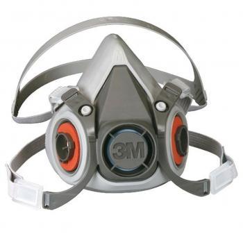 3M Yarım Yüz Maskesi Filtresiz S-M-L