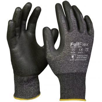 Safety Lord FullFlex Siyah İşçi İş Eldiveni XL/10