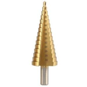 Bay-Tec Kademeli Matkap Ucu Titanyum Kaplama 4-30 mm