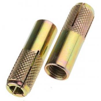 M14 Çakmalı Çelik Dübel 15x55 mm 10 ADET