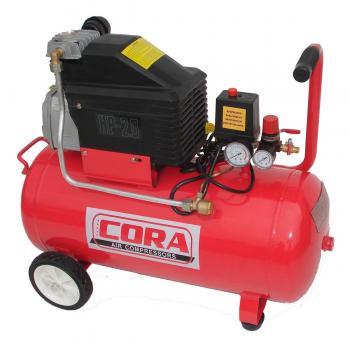Cora ZB2550 Yağlı Kompresör 50 Litre 8 Bar