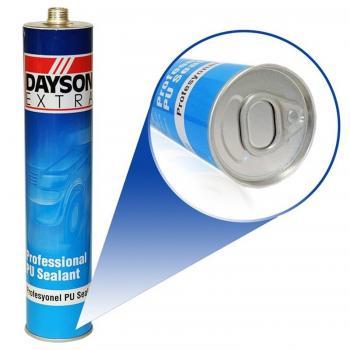 Dayson Pu Mastik Silikon Yapıştırıcı Gri 280 ml