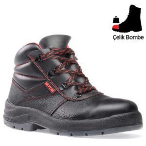 Yds EL 170 S2 Çelik Burunlu İş Botu Ayakkabısı