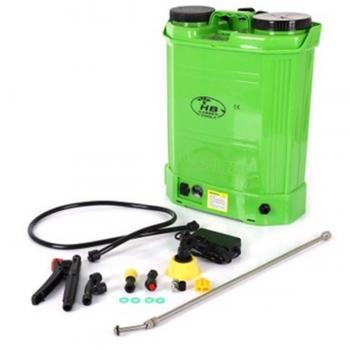 Hb Garden Akülü Sırt Tipi İlaçlama İlaç Pompası Makinesi 16 LT