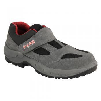 Pars HSC 114 S1 Çelik Burunlu Süet İş Ayakkabısı