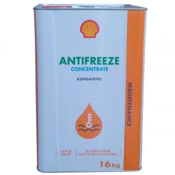 Shell Konsantre Antifriz Yeşil 16 lt