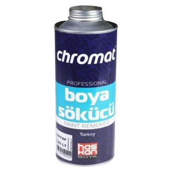 Chromat Solvent Bazlı Aşırı Kuvvetli Profesyonel Boya Sökücü 1 Kg