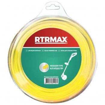 Rtr Max RTY433 6 Altı Köşeli Yedek Çim Biçme Misinası 3.3mm 46mt