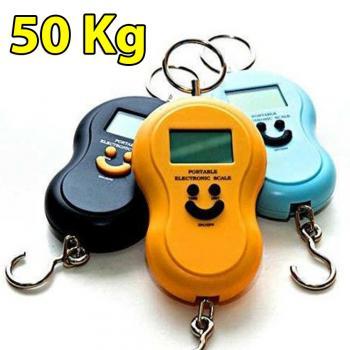 Dijital Elektronik El Kantarı Terazi 10 gr 50 kg