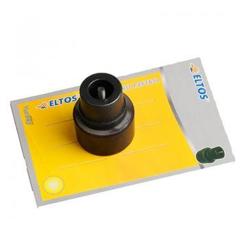 Eltos Plastik Boru Kaynak Makinesi Yedek Paftası 25 mm