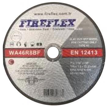 FireFlex WA46R8BF Inox Kesici Taş Inox Kesme Taşı 180x1,6x22 mm