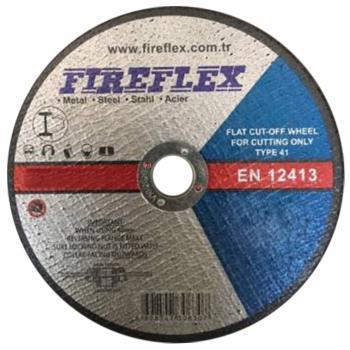 FireFlex A30R8BF Metal Kesici Taş Metal Kesme Taşı 230x3,2x22 mm