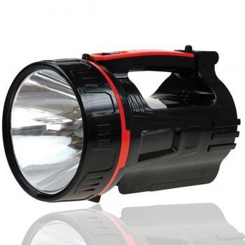 Panther PT-8640 Ledli Şarjlı El Feneri Işıldak Spot Lambası 10 W