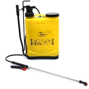 HB Garden Basınçlı Mekanik Sırt Tipi İlaçlama İlaç Pompası Pulverizatör 16 lt