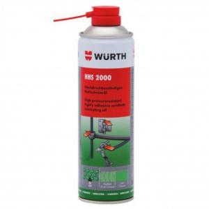 Würth HHS 2000 Sıvı Gres Yağlama Spreyi 500 ml