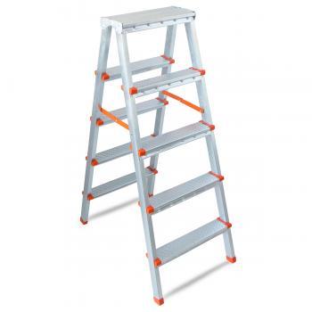 Asvera 5+5 Basamak Çift Çıkışlı Merdiven