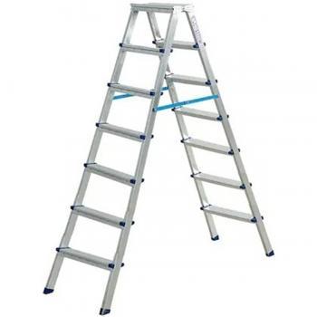 Asvera 7+7 Basamak Çift Çıkışlı Merdiven