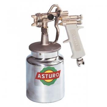 Asturo G70 Alttan Depolu Havalı Boya Tabancası 1.8 mm