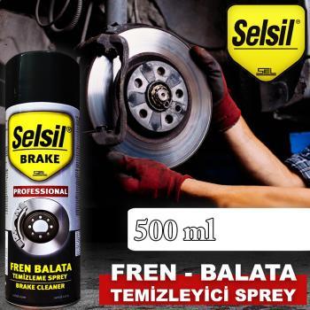 Selsil Fren Balata Temizleme Spreyi 500 ml