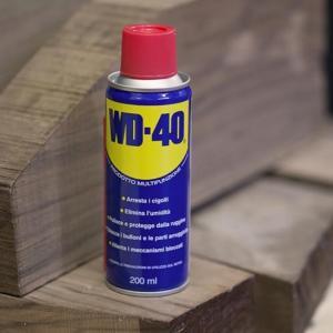 WD-40 Çok Amaçlı Pas Sökücü Yağlayıcı Sprey 200 ml