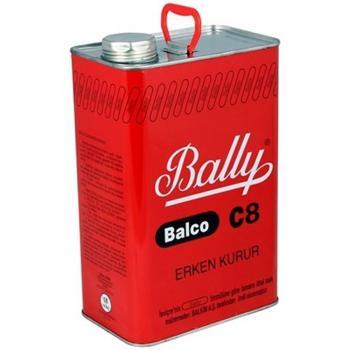 Bally C8 Deri Lastik Kumaş Kağıt Tahta Cam Yapıştırıcı 3200 gr