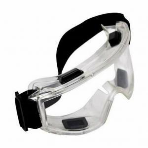 Baymax S-550 Sembol Koruyucu Gözlük Grand Şeffaf Asit Duman Toz Gözlüğü