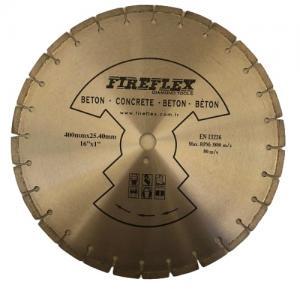 FireFlex Beton Kesme 400 x 25.40 Mm 16x1
