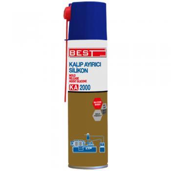 Best KA 2000 Kalıp Ayırıcı Silikon Sprey 400 ml