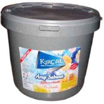 Kırçal Gliserinli Parfümlü Jel Arap Sabunu 15 KG