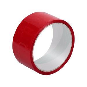 Starline 45x40 Akrilik Koli Bandı Renkli Bant Kırmızı