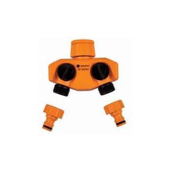 Somafix Redüktörlü Musluk Adaptörü 3/4 19 mm Ve 25 mm Musluk