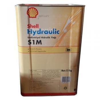 Shell Hydraulıc S1 M 68 Teneke Endüstriyel Hidrolik Yağı 15 kg