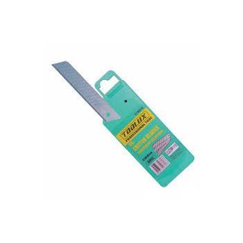 Toolux Maket Bıçağı Ağzı Extra Kalite 10 Adetli 1 Paket 0.5x18mm